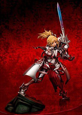 "Fate/Apocrypha [小説版] ""赤""のセイバー [モードレッド] 1/8スケール ABS&PVC製 塗装済み完成品フィギュア"