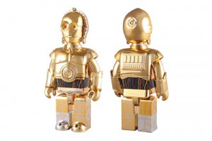 スターウォーズ キューブリック C-3PO 400% KUBRICK