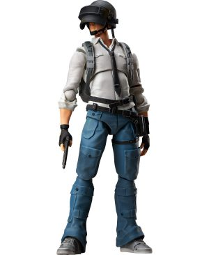 figma PLAYERUNKNOWN'S BATTLEGROUNDS The Lone Survivor