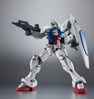 ROBOT魂 機動戦士ガンダム0083 [SIDE MS] RX-78GP01 ガンダム試作1号機 ver. A.N.I.M.E.
