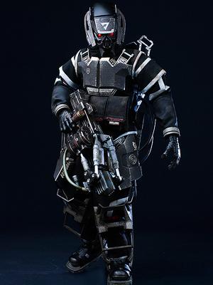 KILLZONE Hazmat Trooper(キルゾーン ハズマット トルーパー)