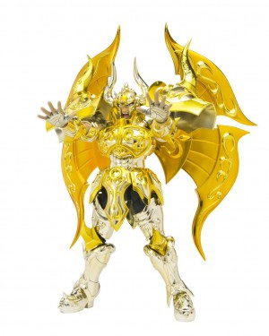 聖闘士聖衣神話EX タウラスアルデバラン神聖衣 (初回特典付)