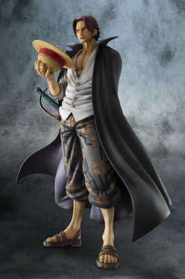 メガハウス Portrait.Of.Pirates ワンピース NEO-DX 赤髪のシャンクス