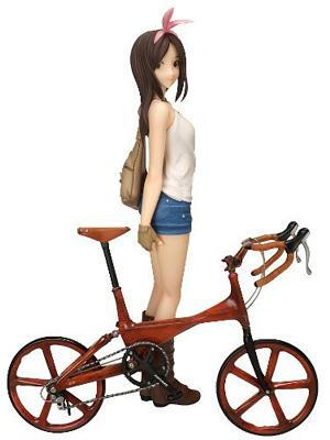 AtomicBom Cycle vol.02 自転車と女の子