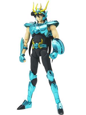 聖闘士聖衣神話EX ドラゴン紫龍(新生青銅聖衣)