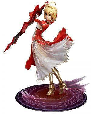 グットスマイルカンパニー Fate/EXTRA セイバーエクストラ 1/7スケール
