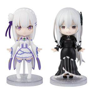 Figuarts mini エキドナ&エミリア